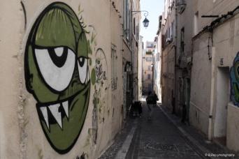 Marseille - artiste : Swing
